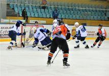 ХК «Спутник» закрепился на шестом месте
