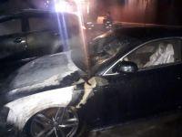 В Нижнем Тагиле сгорели три иномарки (фото)