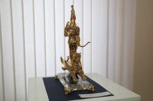 Выставка подарков «Уралвагонзаводу» открылась в Нижнем Тагиле (фото)
