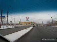 Большегрузам ограничили движение по аварийному мосту на Циолковского