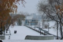 Синоптики обещают тагильчанам снег и гололедицу. Автомобилисты не рады: на дороги снова будут сыпать реагенты