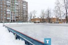 В Нижнем Тагиле ремонта требуют 6 хоккейных дворовых кортов, но денег на них у мэрии как всегда нет