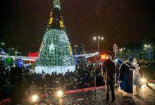 Открытие главной городской ёлки Нижнего Тагила состоится 29 декабря в 17 часов на Театральной площади (программа праздничных мероприятий)