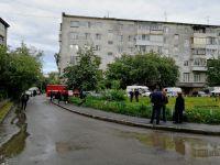 В центре Нижнего Тагила эвакуировали многоквартирный дом из-за угрозы одного из жителей взорвать его