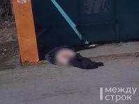 На автобусной остановке под Нижним Тагилом найден обнажённый труп мужчины (фото)