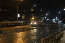 Движение большинства трамваев остановят в воскресенье