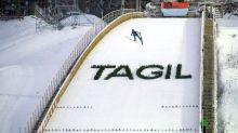 Первый тагильский этап Кубка мира по прыжкам с трамплина выиграла Марен Лундбю из Норвегии (фото)