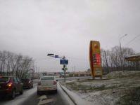 Новые секции светофора на Южном въезде в Нижний Тагил начали работу с пробок