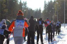 Центральная гонка «Лыжни России» пройдёт у «Президентского» ФОКа