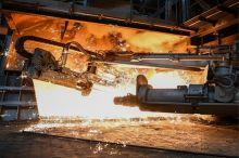 На НТМК торжественно запустили доменную печь №7, стоимостью более $190 млн (фото, видео)