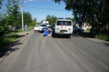 В Нижнем Тагиле водитель-новичок сбил 78-летнюю пенсионерку (фото)