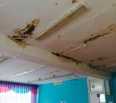 Жуткая «Сказка»: детский сад под Нижним Тагилом разрушается, на малышей падает потолок. На ремонт денег нет и не предвидятся (фото)