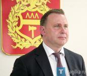 Депутаты гордумы единогласно избрали Владислава Пинаева новым мэром Нижнего Тагила (фото)