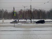 60-летний тагильчанин на иномарке сбил 15-летнюю школьницу на пешеходном переходе (фото)