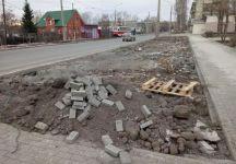 Дороги превратились в «стиральную доску»: общественник пожаловался на качество капитального ремонта Космонавтов и Быкова за 780 млн рублей