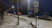 В Нижнем Тагиле полиция и МЧС перекрыли улицу Челюскинцев (фото)