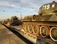 Лаос подарил России 30 танков Т-34. Оказалось, что машины не советского производства и подарок не безвозмездный
