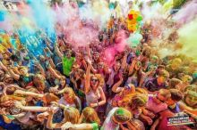 В Нижнем Тагиле пройдут фестивали волшебных шаров и красок