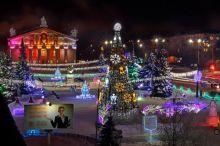Ледовый городок в Нижнем Тагиле закроется уже через неделю