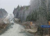 Жители Серебрянки получили отремонтированную грунтовую дорогу за 285 миллионов рублей (фото)
