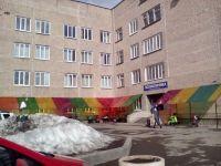 Уже в мае детская поликлиника на Гальянке станет удобнее и ярче. Следующая на очереди детская больница на Вагонке (видео)