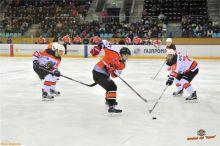 «Спутник» дважды обыграл ангарский «Ермак» в плей-офф (видео)