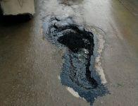 «Снег сошёл – дороги смыло». Тагильчане негодуют из-за качества работы дорожников (фото)