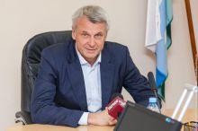 Сергей Носов ответил на вопрос про участие в губернаторских выборах фразой из фильма «Бриллиантовая рука»