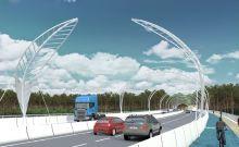 Проектировщики представили 5 вариантов дизайна моста через Тагильский пруд. Сергей Носов предлагает тагильчанам сделать выбор (эскизы)