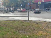 В Нижнем Тагиле ВАЗ и Mercedes не поделили дорогу