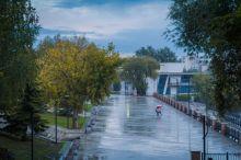 Дождливая погода в Свердловской области будет стоять долго