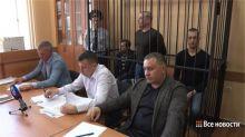 Обвиняемые в смерти Головко полицейские выступили с последним словом. В декабре судья огласит приговор