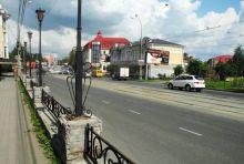 Проспект Ленина полностью отремонтируют до конца 2020 года