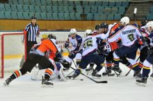 «Спутник» одержал вторую победу в сезоне. Над новичками (видео)