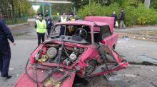 Водитель ВАЗ-2101 погиб на месте: подробности аварии на Тагилстрое (фото)