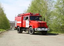 Два человека погибли в больших пожарах под Нижним Тагилом