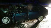 Водитель и две пассажирки «девятки», врезавшейся в самосвал под Нижним Тагилом, скончались (фото)