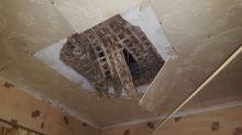 В Нижнем Тагиле пенсионерка отсудила у коммунальщиков 130 тысяч за обвалившийся потолок