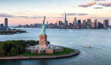 Говорят, Статуя Свободы в Нью-Йорке сделана из тагильской меди. Это правда?
