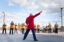 В Нижнем Тагиле прошел парад духовых оркестров (фото, видео)