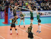 «Уралочка» пролетела мимо Лиги чемпионов