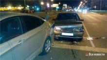 Даже не затормозил: появилось видео ДТП, которое устроил пьяный водитель ВАЗа на Гальянке