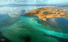 В Черноисточинском пруду обнаружили афанизоменон. Стали известны результаты проверки воды