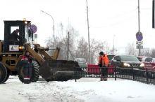 Работу дорожных служб по уборке снега в мэрии признали неудовлетворительной