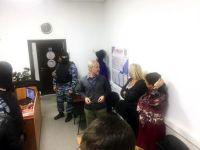 Военная контрразведка ФСБ пришла в тагильский офис «граждан СССР». Они считают, что страна оккупирована врагами (фото)