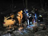 В страшной аварии с лесовозом погибла семья с двумя младенцами (фото)