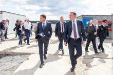 «У него есть взаимопонимание с людьми». Губернатор Куйвашев оценил первые 100 дней работы мэра Пинаева